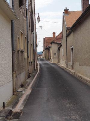 Viele kleine Straßen in Ambonnay