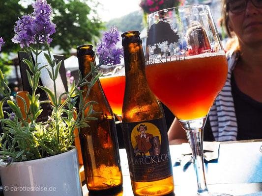Wenn in Belgien trink wie ein Belgier