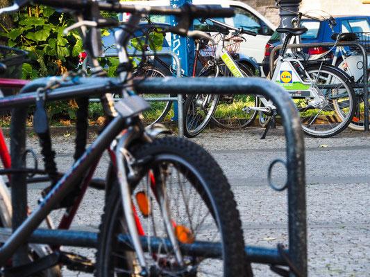 Noch mehr Bikesharing