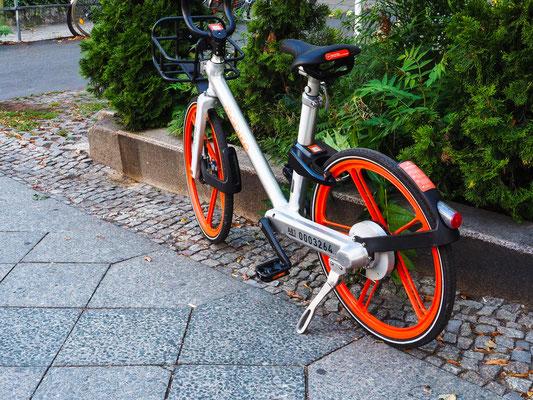 Bikesharing in Berlin