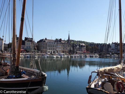 Der Hafen von Honfleur