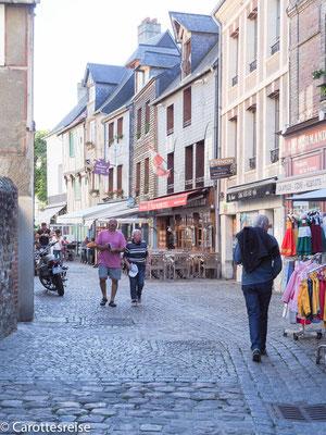 Ein Tag in Honfleur