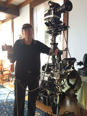 Larry McConkey and his Rig
