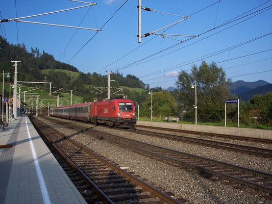 Taurus mit IC in Spital am Semmering