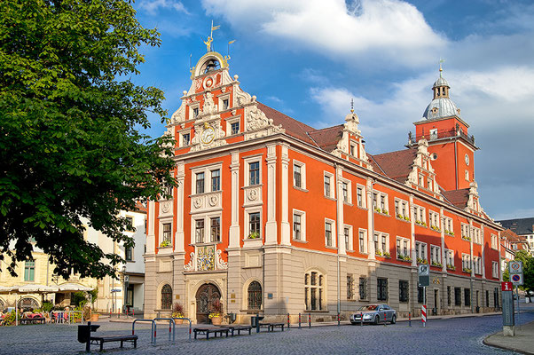 Rathaus Gotha YourRevenge