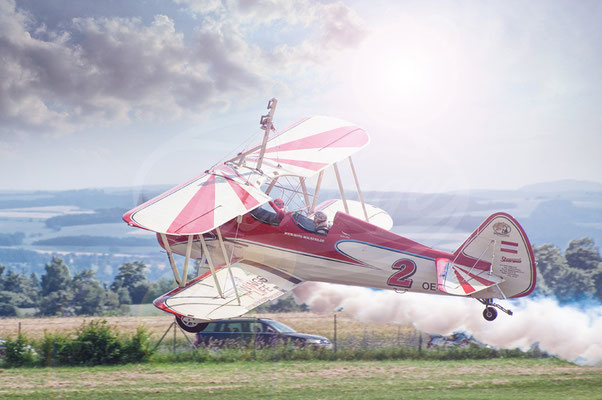 Peggy's WingWalkers