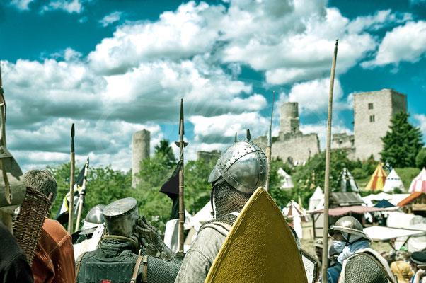 Ritterfest, Ritter, Helme