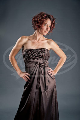 Beauty, Kleid, Studio