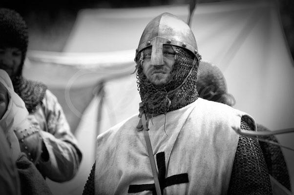 Kreuzritter, Ritter, Helm, Ritterturnier, Ritterfest