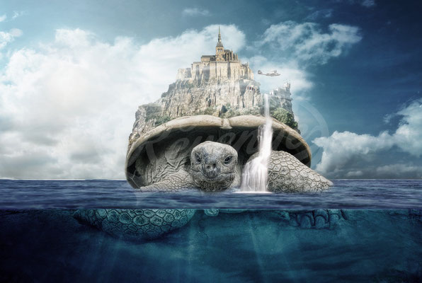 Schildkröteninsel