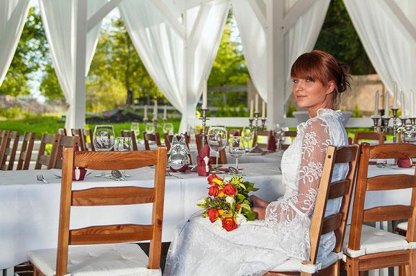 Hochzeitspavillon Gasthaus Zum Wiesengrund
