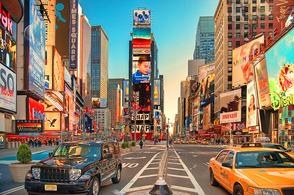 New York City Broadway YourRevenge