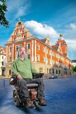 Michael Schneider, Behindertenverband Gotha