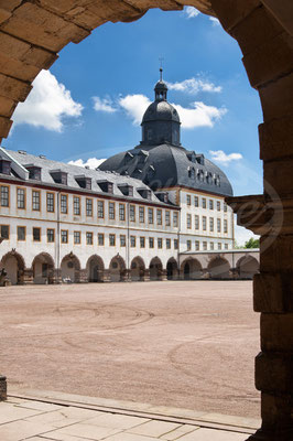 Schloß Friedenstein Gotha