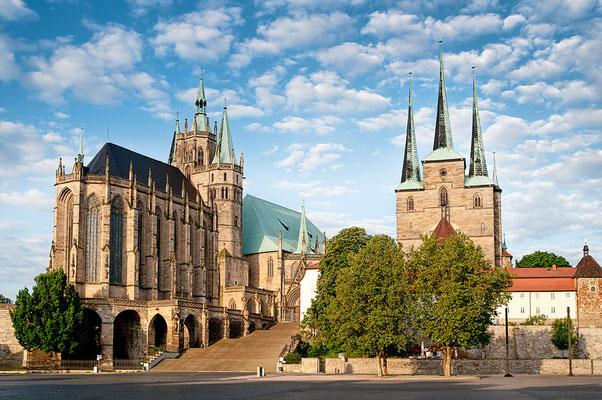 Dom und Severiekirche Erfurt