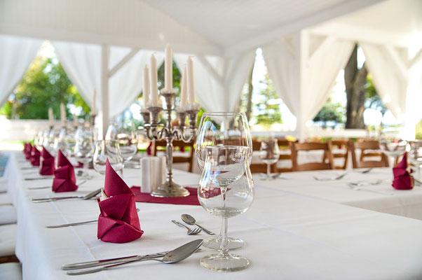 Hochzeitspavillon Gasthaus Zum Wiesengrund YourRevenge