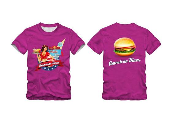 Your Revenge - American Diner
