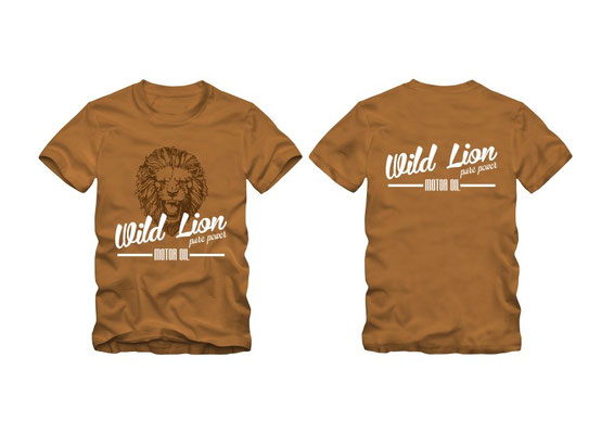 Your Revenge - Wild Lion Oil