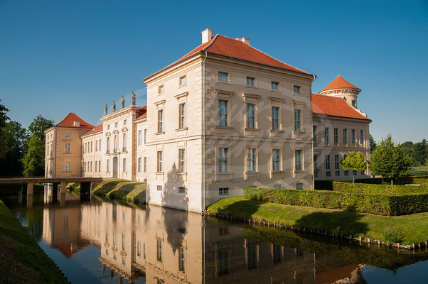 Schloß Rheinsberg, Brandenburg