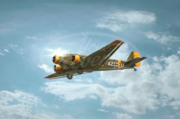 Tante Ju - Ju 52