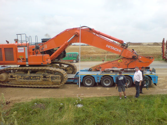Pelle Hitachi 65to