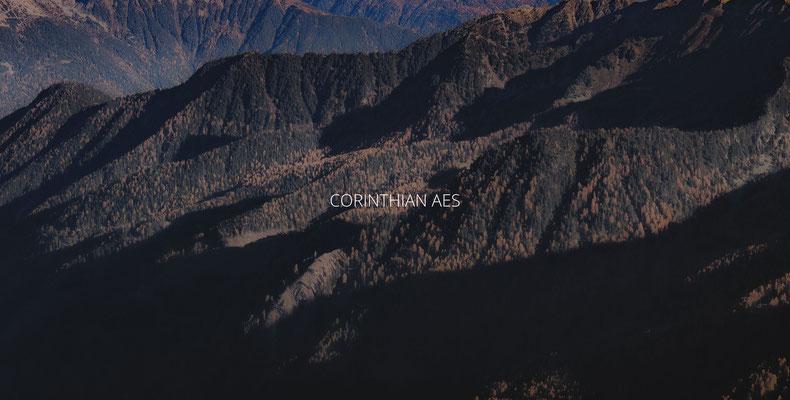 CORINTHIAN AES - GOLDBRONZE