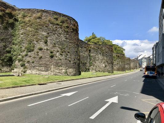 Muraille de Lugo.