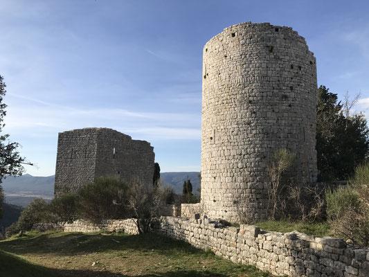 Le chateau de Saint-Jean