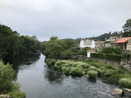 Le rio Tambre.