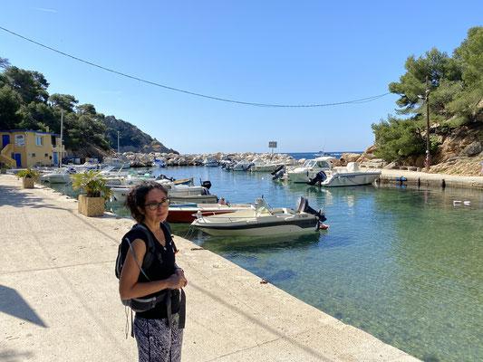 Le Port de Méjean