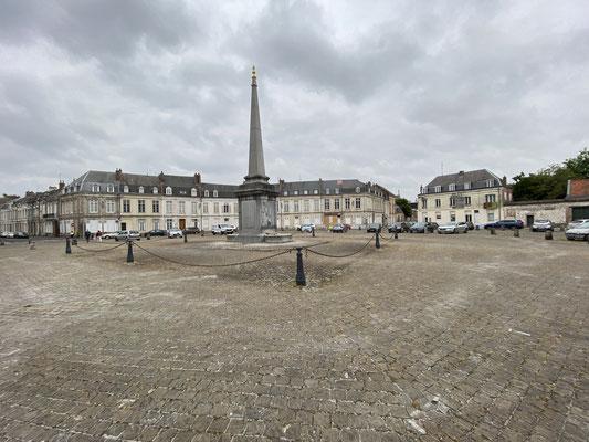 Départ d'Arras