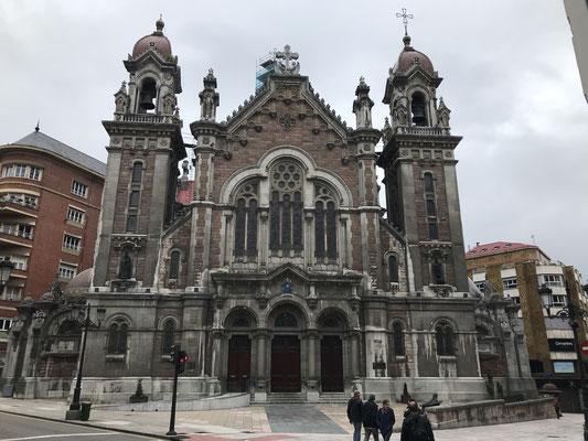 Magnifique ville d'Oviedo.
