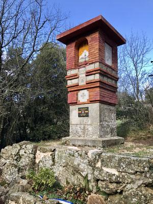 Monument au morts pour les excurs tués durant la guerre