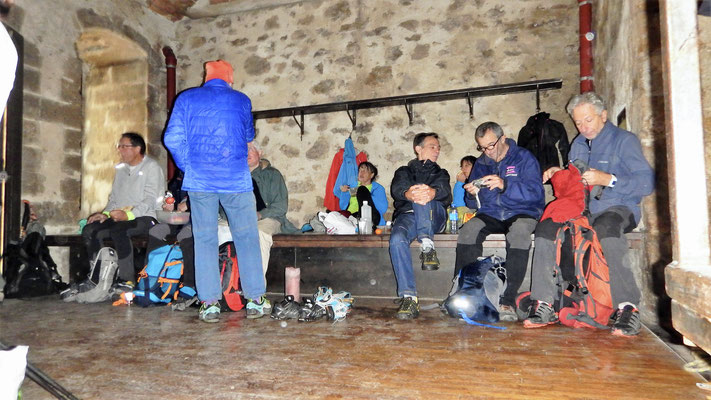 Au refuge près du prieuré