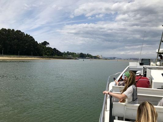 Troisième et dernière traversée pour Santander.
