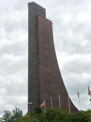 Marine Ehrendenkmal in Laboe