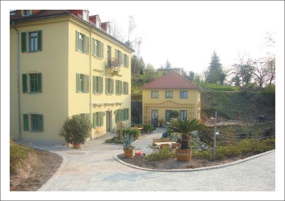 Wohngebäude - Villa Rebenhaus Meißen