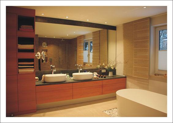 Innenräume - privates Bad