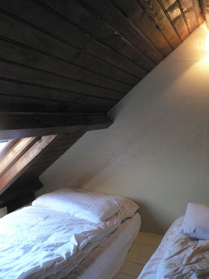 mezzanine version 2 lits simples