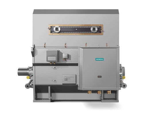 SIMOTICS HV M, right side © Siemens AG 2020, All rights reserved