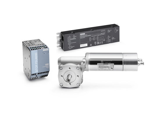 SIDOOR MDG4 R Rechts mit SITOP PSU8200 und SIDOOR Comfort Door Controller © Siemens AG 2020, Alle Rechte vorbehalten