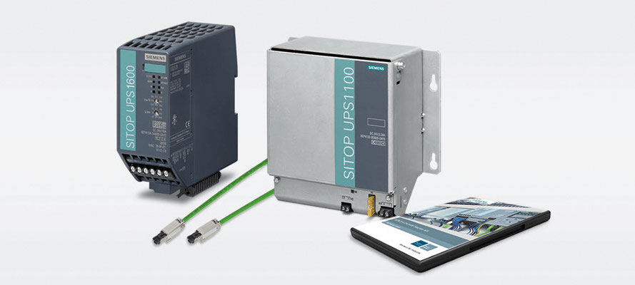 SITOP UPS1600 Starterkit © Siemens AG 2020, Alle Rechte vorbehalten