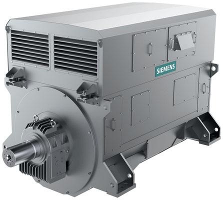 Generator SIGENTICS M mit Luftkühlung (Winkel 1) © Siemens AG 2019, Alle Rechte vorbehalten
