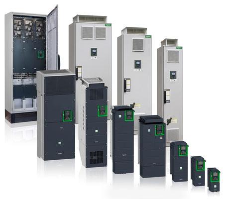 Frequenzumrichter Altivar © Schneider Electric GmbH 2020, Alle Rechte vorbehalten