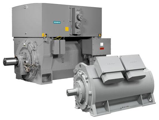 SIMOTICS HV Serie H-compact 1LH4, H-compact PLUS 1RN4 © Siemens AG 2019, Alle Rechte vorbehalten
