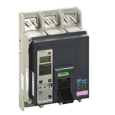 Leistungsschalter ComPact NS © Schneider Electric GmbH 2020, Alle Rechte vorbehalten