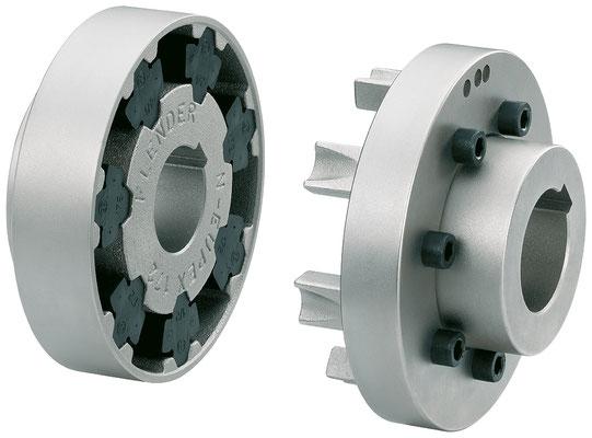 FLENDER N-EUPEX Nockenkupplung elastisch © Siemens AG 2020, Alle Rechte vorbehalten