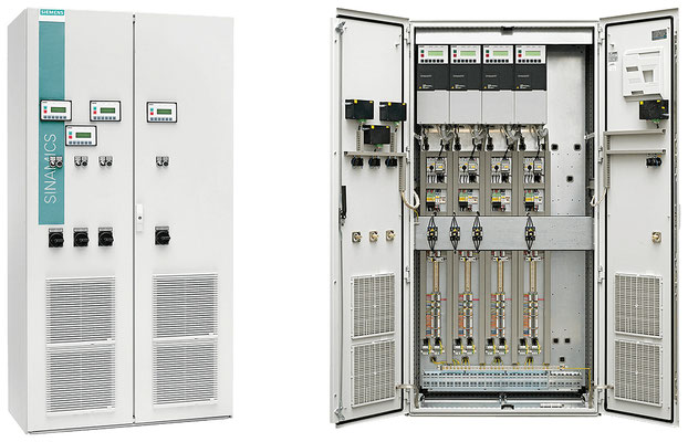 SINAMICS G180 cabinet system for compact units © Siemens AG 2020, All rights reserved