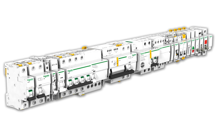 Power circuit breaker Acti9 © Schneider Electric GmbH 2020, All rights reserved