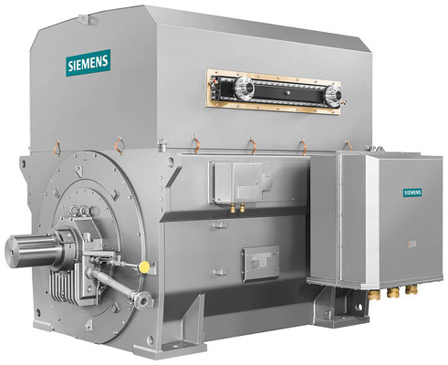 SIMOTICS HV M, angle © Siemens AG 2020, All rights reserved